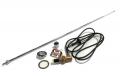 Dante's Mopar Parts - Mopar Antenna Kit-1970-1974 Dodge Challenger (except T/A)