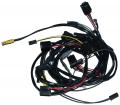 Electrical - Headlight Harness - Dante's Mopar Parts -  Mopar 1970 Plymouth B-Body Road Runner GTX Satellite Headlight Wiring Harness