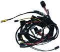 Electrical - Headlight Harness - Dante's Mopar Parts - Mopar 1970 Dodge Charger Headlight Wiring Harness