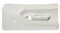 """Interior - Door Panels-E-Body - Dante's Mopar Parts - Mopar OE Correct Injection Molded """"Metro"""" WHITE Door Panels 1970-1974 Plymouth Barracuda"""