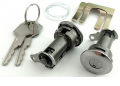 Body Components - Locks –Door, Ignition & Trunk - Dante's Mopar Parts - Mopar Door Locks 1966-1989 (except E-body)