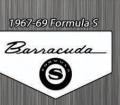 1967-1969 Formula S Logo